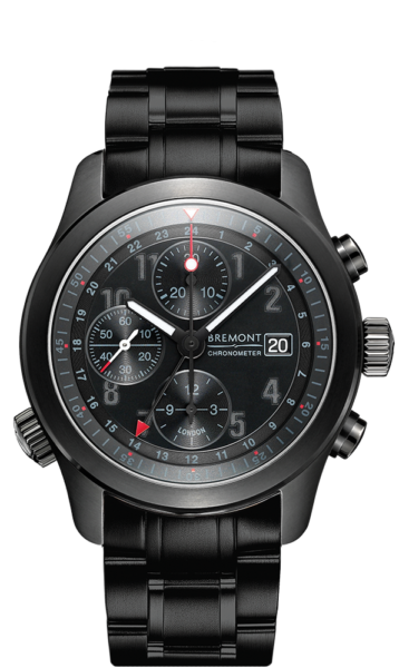 ALT1 B BR Watch Front View