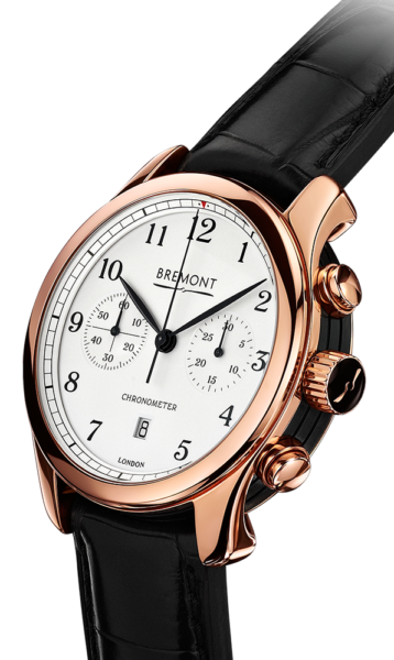 ALT1 C Rose Gold Watch Side View