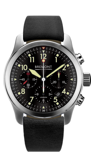 ALT1 P2 BK Watch Front View