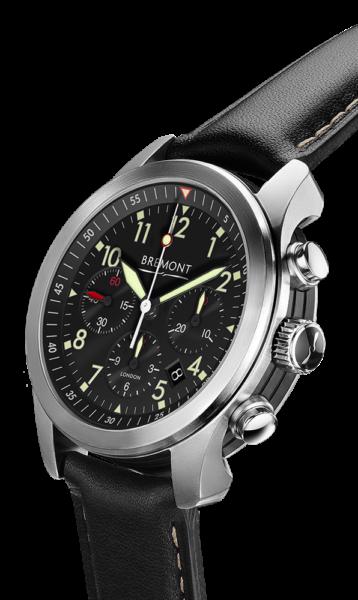 ALT1 P2 BK Watch Side View