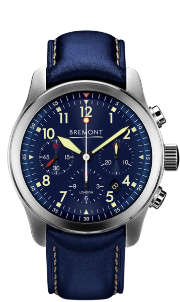 ALT1 P2 BL Watch Front View