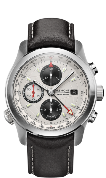 ALT1 WT WH Watch Front View