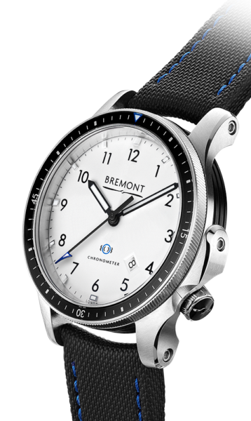 Bbm1 Ss Wh Watch Side View