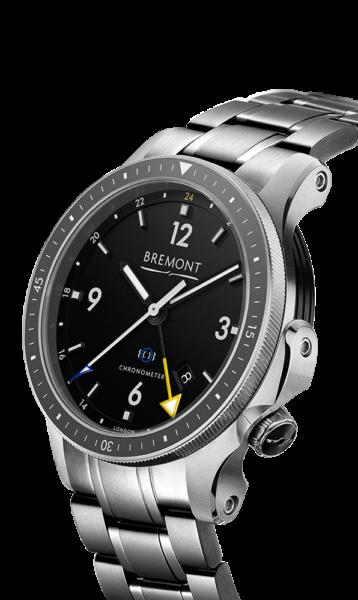 BBM1 Ti Watch Side View