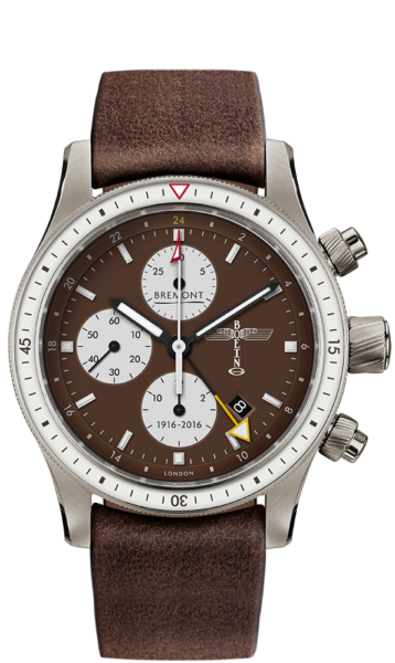 Boeing 100 Watch Front View