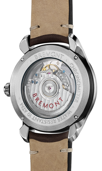 Bremont Airco Mach 1 Wh Watch Back View