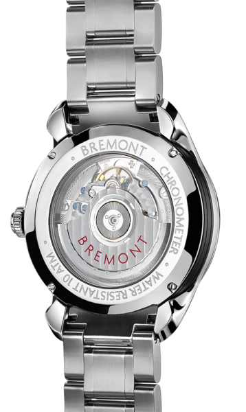 Bremont Airco Mach 2 Wh Br Watch Back View