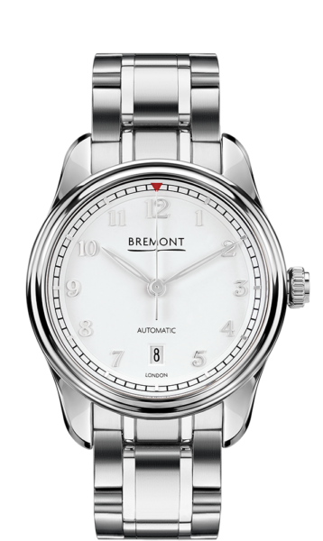 Bremont Airco Mach 2 Wh Br Watch Front View