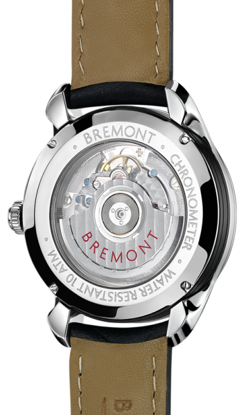 Bremont Airco Mach2 Wh Watch Back View
