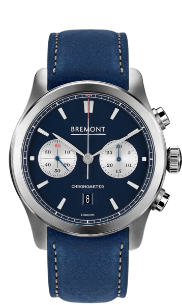 Bremont Alt1 C Bl Watch Front View