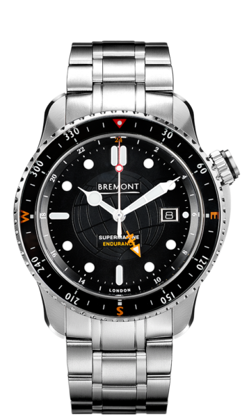 Bremont Endurance Br Watch Front View