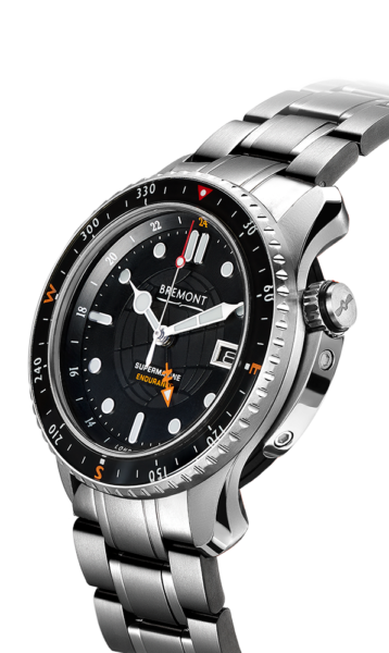 Bremont Endurance Br Watch Side View