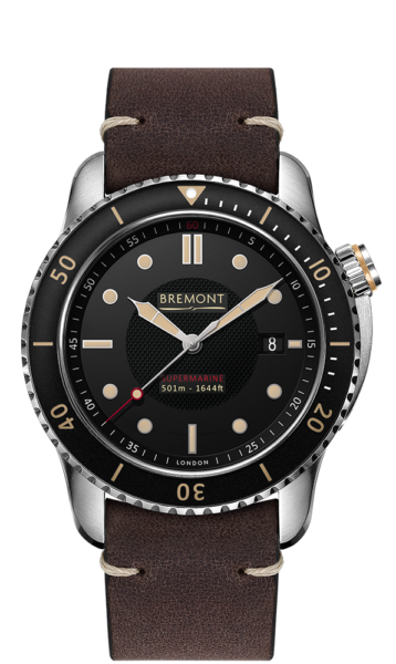 Bremont S501 Watch Front View