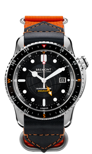Bremont Endurance Watch Front View