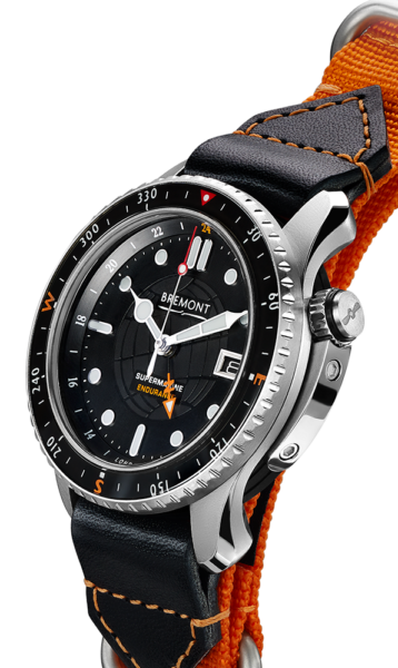 Bremont Endurance Side