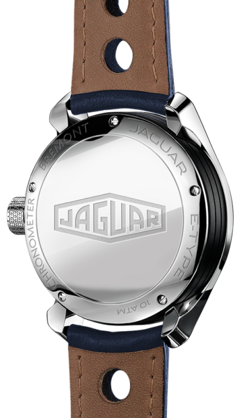 JAG MKIII Watch Back View