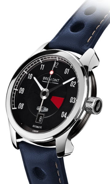 Jag Mkiii Watch Side View