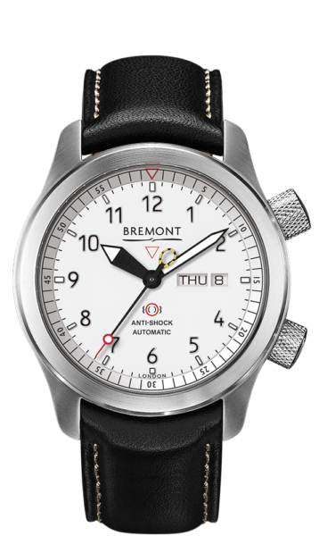 Mbii Wh Watch Front View