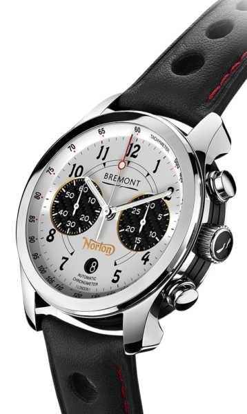 Norton V4 Watch Side View