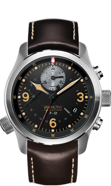 P51 Watch Front View