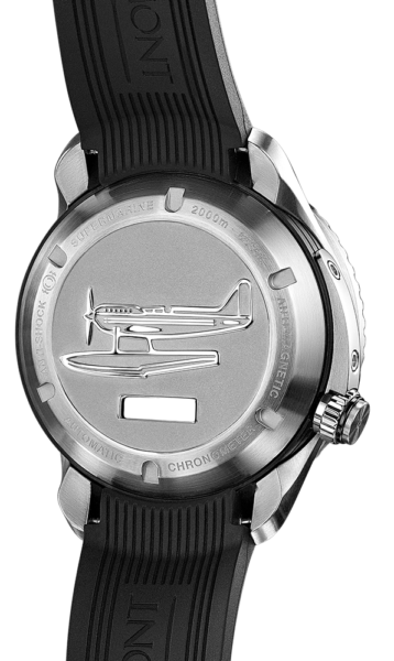 S2000 Back Watch Back View