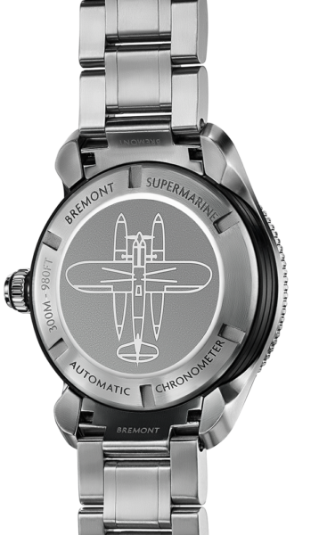 S300 Br Watch Back View