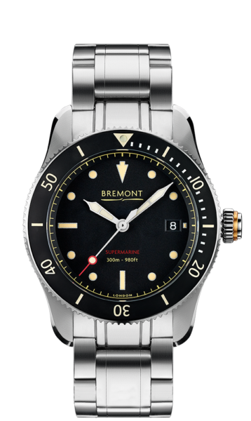 S301 Br Watch Front View