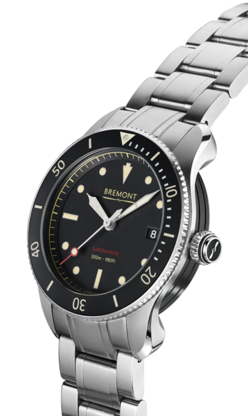 S301 Br Watch Back View
