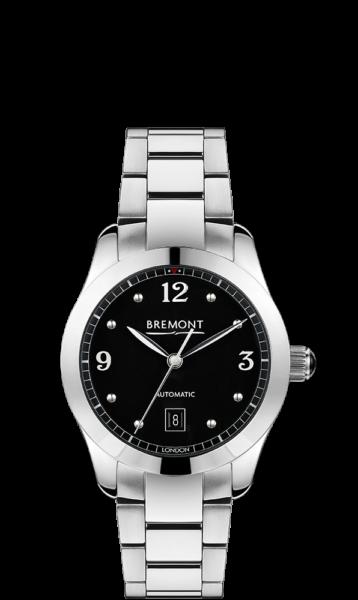Solo 32 Aj Bk Bracelet Watch Front View