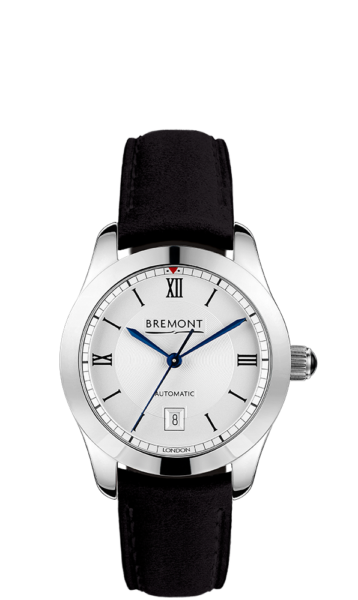 SOLO 32 LC WH Buffalo Watch Front View