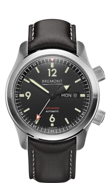 U 2 SS Watch Front View