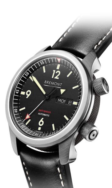 U 2 SS Watch Side View