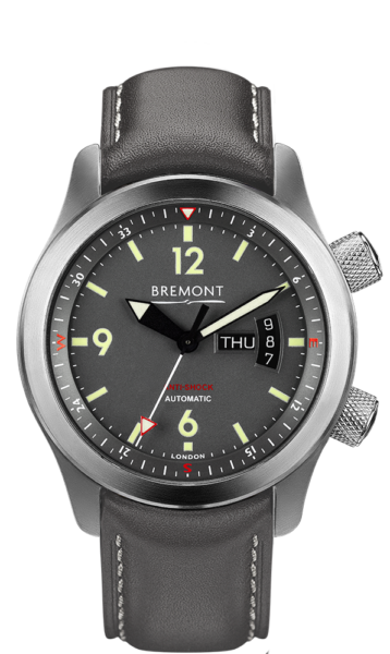U 22 Watch Front View
