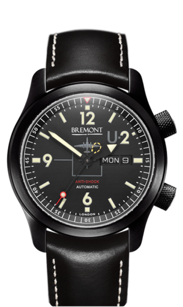 U2 LE Watch Front View