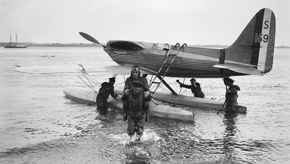 Seaplane LR