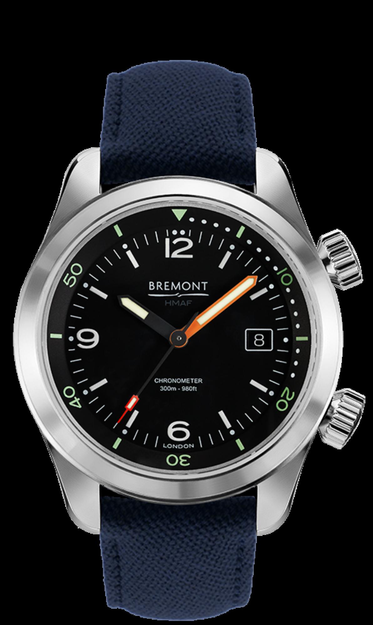 Argonaut Armed Forces Watch Bremont Watch