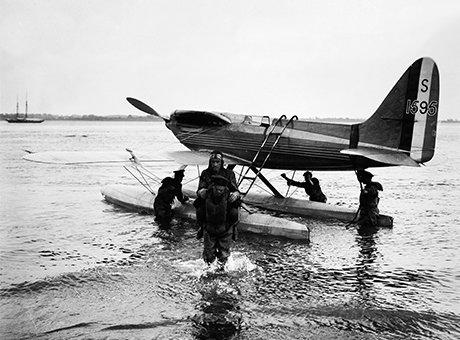 Seaplane Small