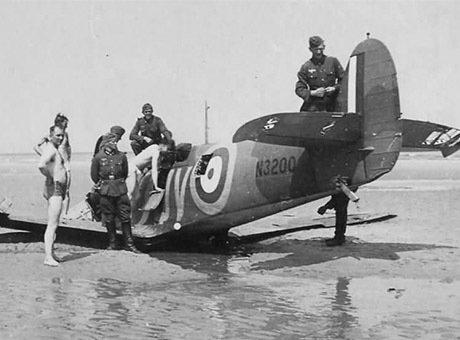 Spitfire Mki Story